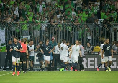 Wolfsburg et Casteels se maintiennent en Bundesliga !