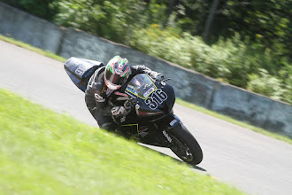 Photo: Stacey Nesbitt CSBK Rd 4, AMP (Photo credit: Danielle Nickerson)