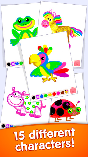 Learning Kids Painting App! Toddler Coloring Apps  screenshots EasyGameCheats.pro 5