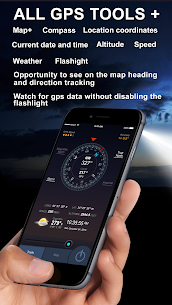 All GPS Tools Pro (Compass, Weather, Map Location) v2.5.2 [Unlocked] APK 1