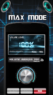Volume Booster Pro- screenshot thumbnail
