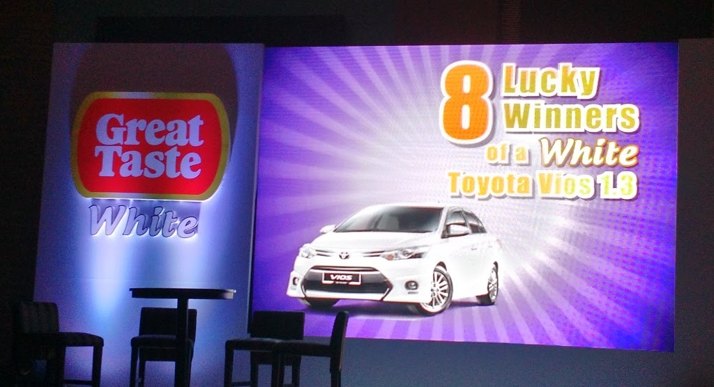 WIN ONE OF THE EIGHT BRAND NEW TOYOTA VIOS E