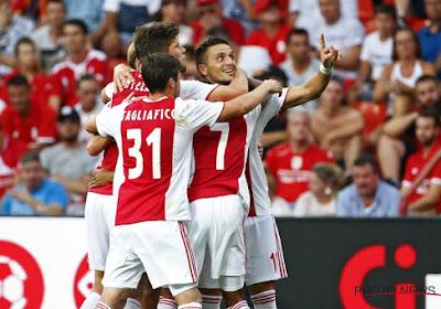 Officiel !  L'Ajax Amsterdam vient de prolonger le contrat de Klaas-Jan Huntelaar