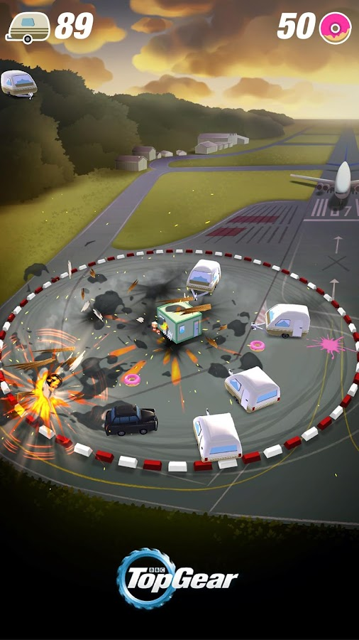 Top Gear: Donut Dash- screenshot