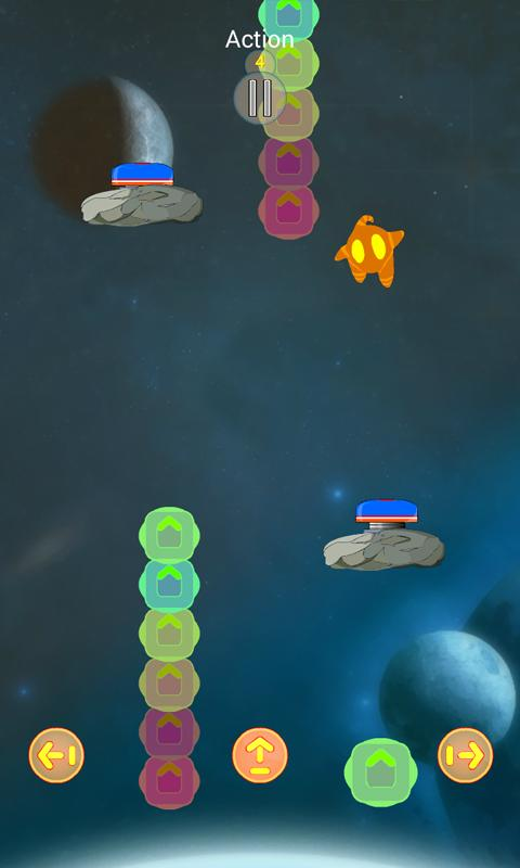 Super Star Jump- screenshot