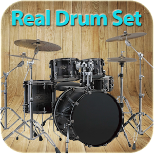 Real Drum Set