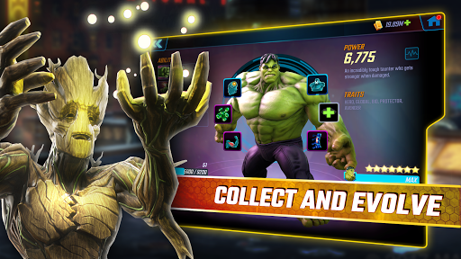 MARVEL Strike Force 1.3.2 gameplay | by HackJr.Pw 5