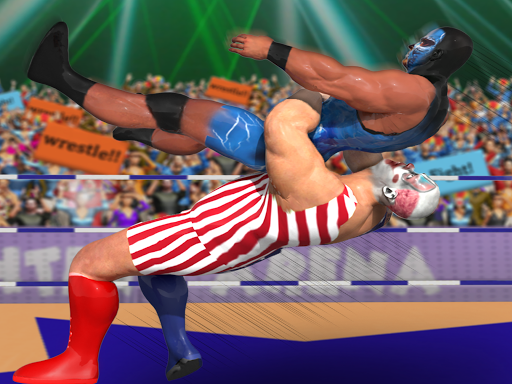 Clown Tag Team Wrestling Revolution Championship 1.7 screenshots 3