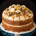 Banana Cake Recipes icon