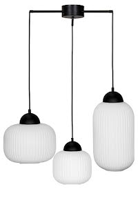 Globen Lighting Float 3 Taklampa Vit 58 cm - lavanille.com
