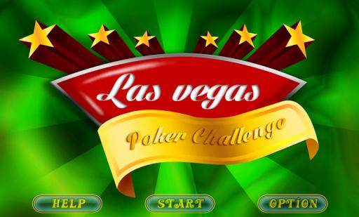 Las Vegas Poker Challenge