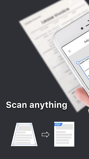 MobileScanner-ScannerApp&ScantoPDF screenshot 1