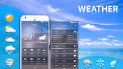 (APK) تحميل لالروبوت / PC Weather forecast تطبيقات screenshot