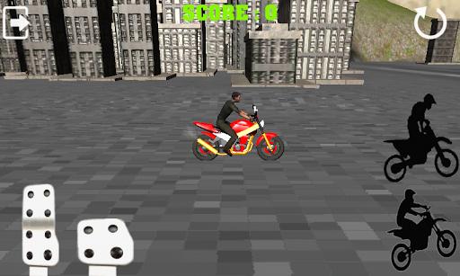Moto Rider 3D :City
