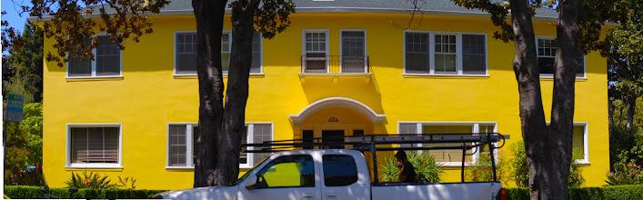 Photo: The house on Mango Street