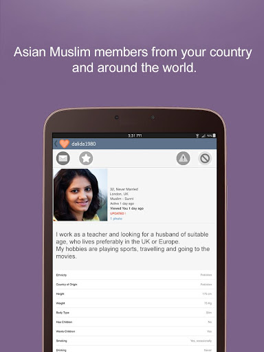 玩免費遊戲APP|下載buzzMuslim Dating and Marriage app不用錢|硬是要APP