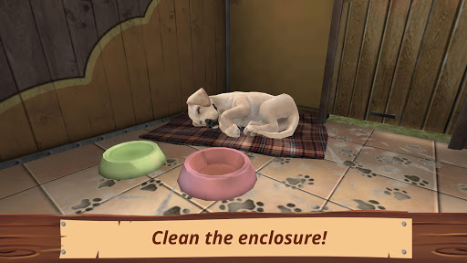 Pet World - My animal shelter - take care of them screenshots 1