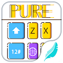 Pure fresh for Hitap Keyboard icon