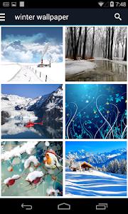 winter wallpaper screenshot 1