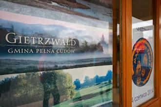 Photo: Gietrzwałd, gmina pełna lampionów.