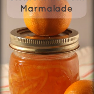 Clementine Rum Marmalade