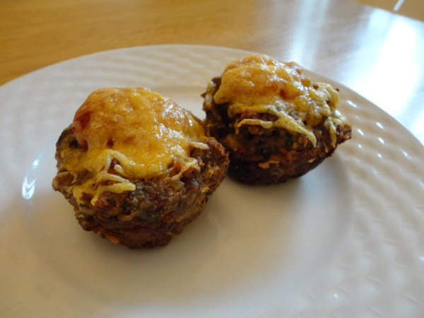 Mini Meat Loaves Recipe