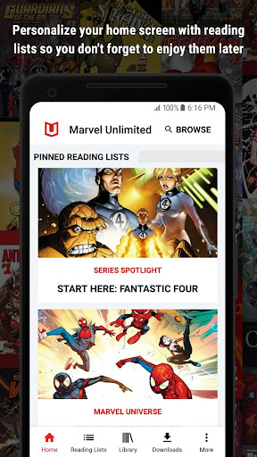 Marvel Unlimited screenshot 7