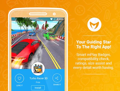 mPlayStore screenshot 2