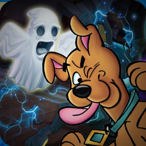 Dog Scooby Adventure Run