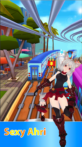 Princess Subway Runner 2 apkmind screenshots 2