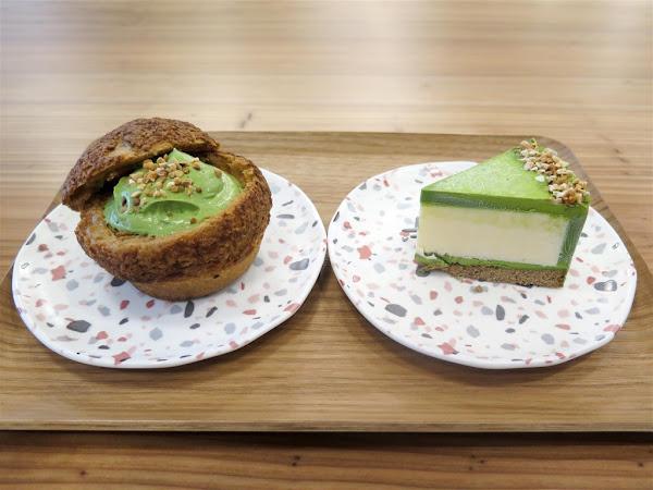 品好乳酪蛋糕 2部曲 -- 優質又風味很棒的乳酪蛋糕和泡芙,新品北海道霜淇淋泡芙登場!