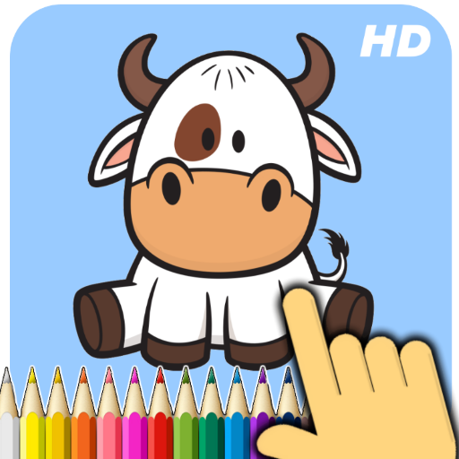 Animals coloring book file APK Free for PC, smart TV Download
