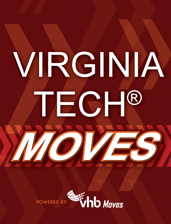 Virginia Tech ® Moves- screenshot