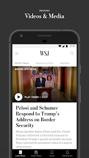 The Wall Street Journal Business & Market News 4.21.1.12 Subscribed - 8 - images: Store4app.co: All Apps Download For Android