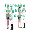 Increase height in 23 days-tips APK