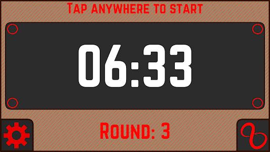 Boxing Timer screenshot 7