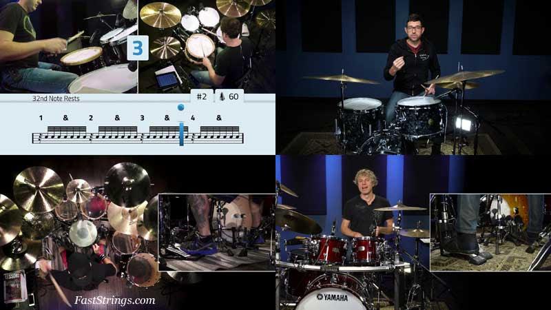 Drumeo Edge Courses – Intermediate 4 Part 1