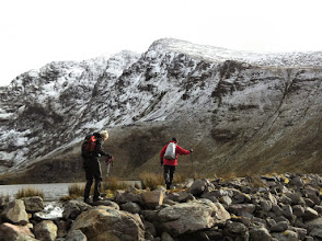 Photo: Breda Noonan's A walk to Skregmore and Beenkeragh in the Macgillycuddy's Reeks, Sunday February 9th, 2014. 4 of 4