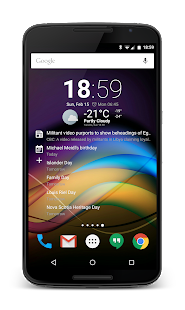 Chronus Information Widgets Pro 17.1.1 - 6 - images: Store4app.co: All Apps Download For Android