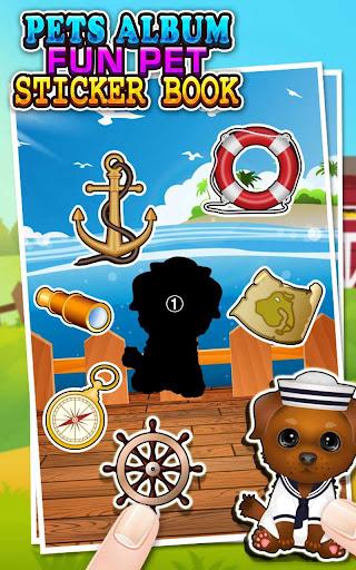 無料休闲Appのペットアルバム - 楽しいペットステッカーブック|記事Game