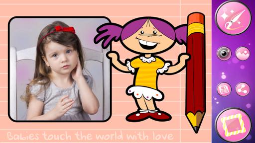 玩攝影App|相框女孩免費|APP試玩