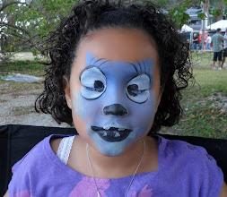 Photo: YO GABBA GABBA Beautiful Face Painting by Paola Gallardo from http://www.BestPartyPlanner.net