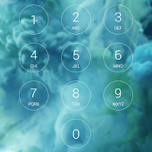 Lock Screen OS 10 Style
