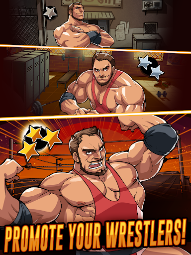 The Muscle Hustle: Slingshot Wrestling 1.8.22024 screenshots 6