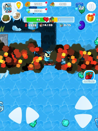 Digger 2: dig and find minerals android2mod screenshots 10