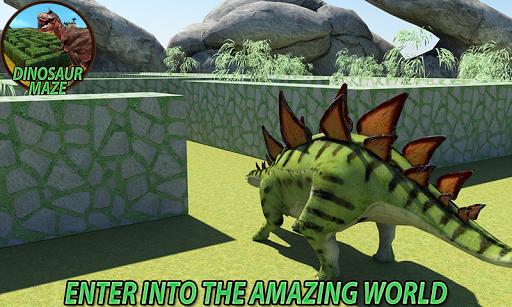 Real Jurassic Dinosaur Maze Run Simulator 2018  {cheat|hack|gameplay|apk mod|resources generator} 2