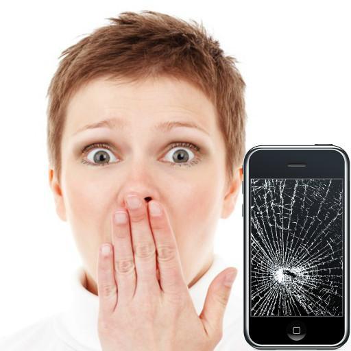 Broken Screen - Cracked Screen Effect