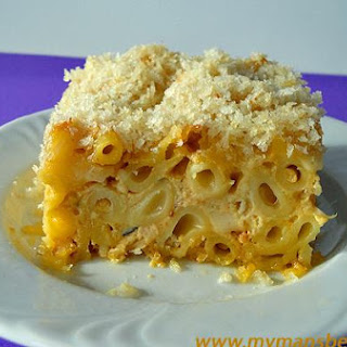 Almost Guilt Free Mac and Cheese