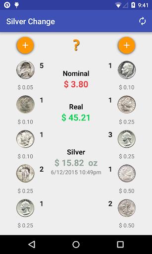 Silver Change