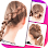 Hairstyles step by step app (apk) free download for Android/PC/Windows